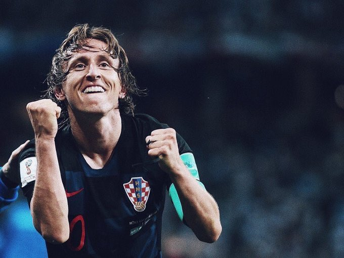 Dinastía Futbol's photo on O Modric