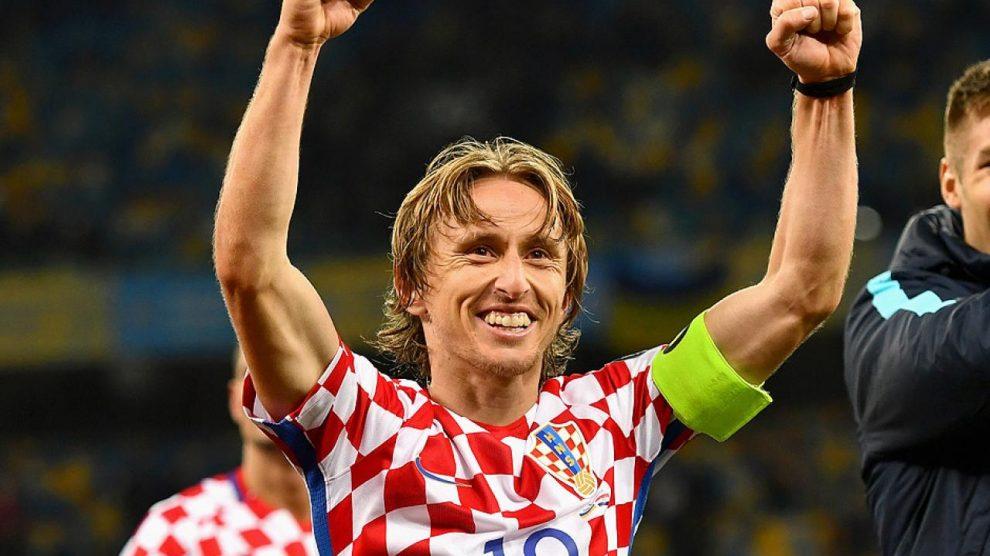Croacia venció 2-1 a Inglaterra en Tiempos Extra