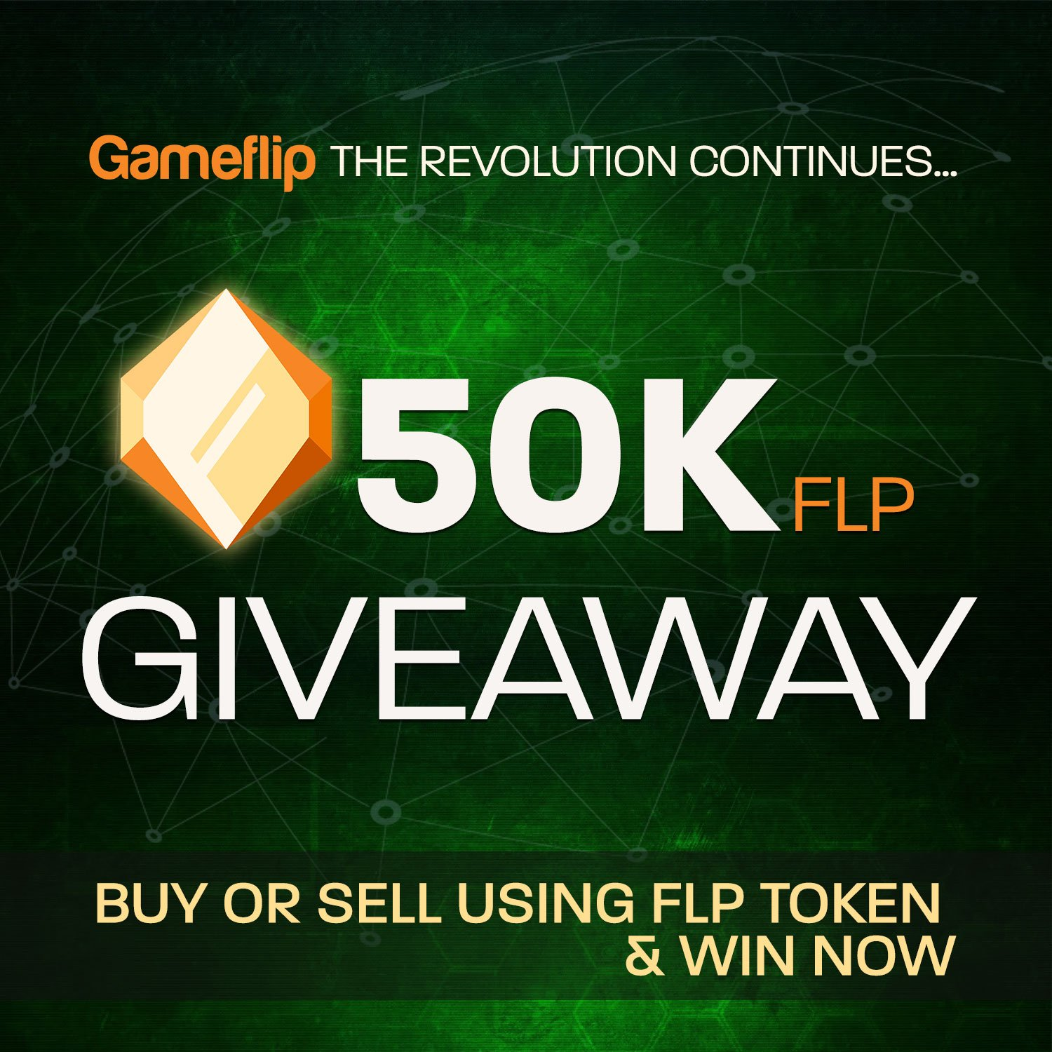 Whhhaaat? A new 50k FLP Giveaway?! Yes! We have a new FLP giveaway