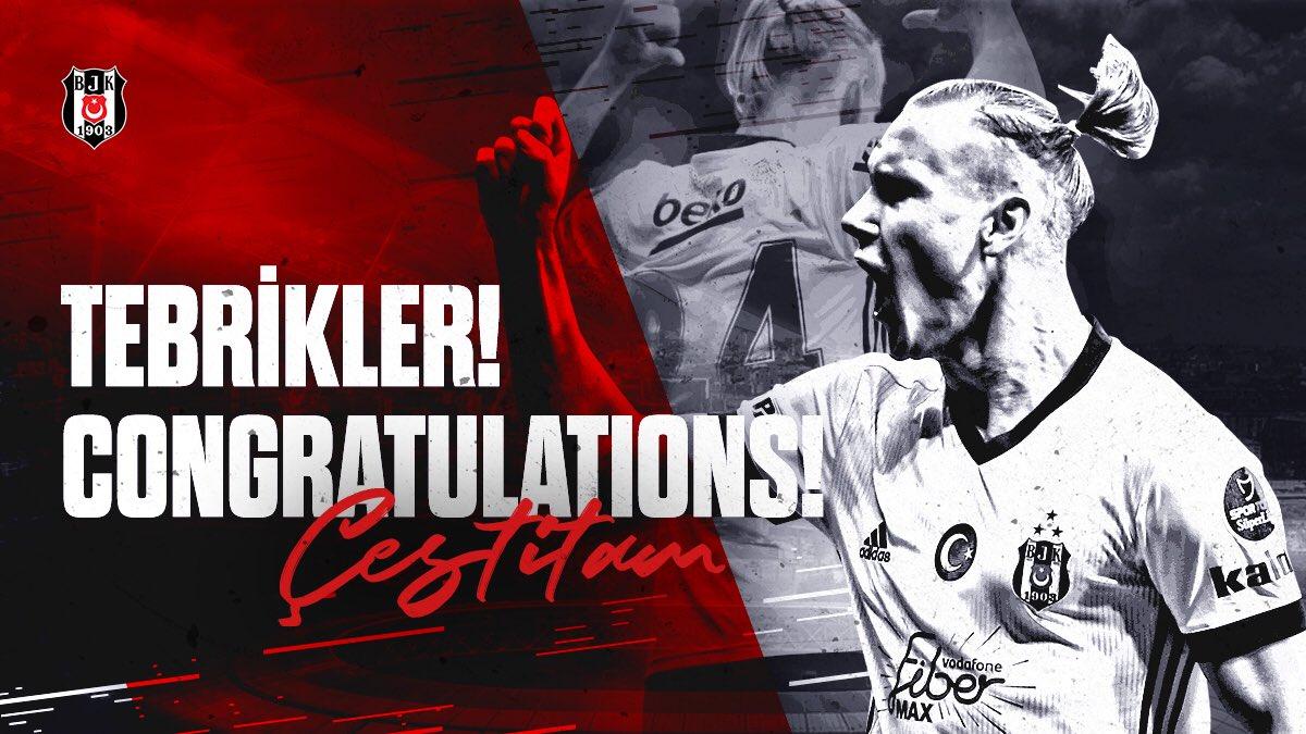 Domagoj Vida'lı Hırvatistan Dünya Kupası'nda finale yükseldi.   💪👏🦅 Tebrikler Domagoj Vida Congratulations  #WorldCup #CRO