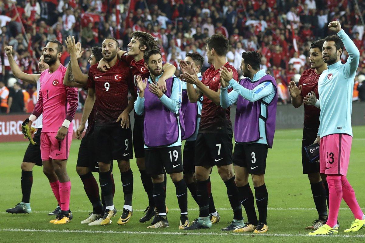 Goal Türkiye's photo on Hırvatistan