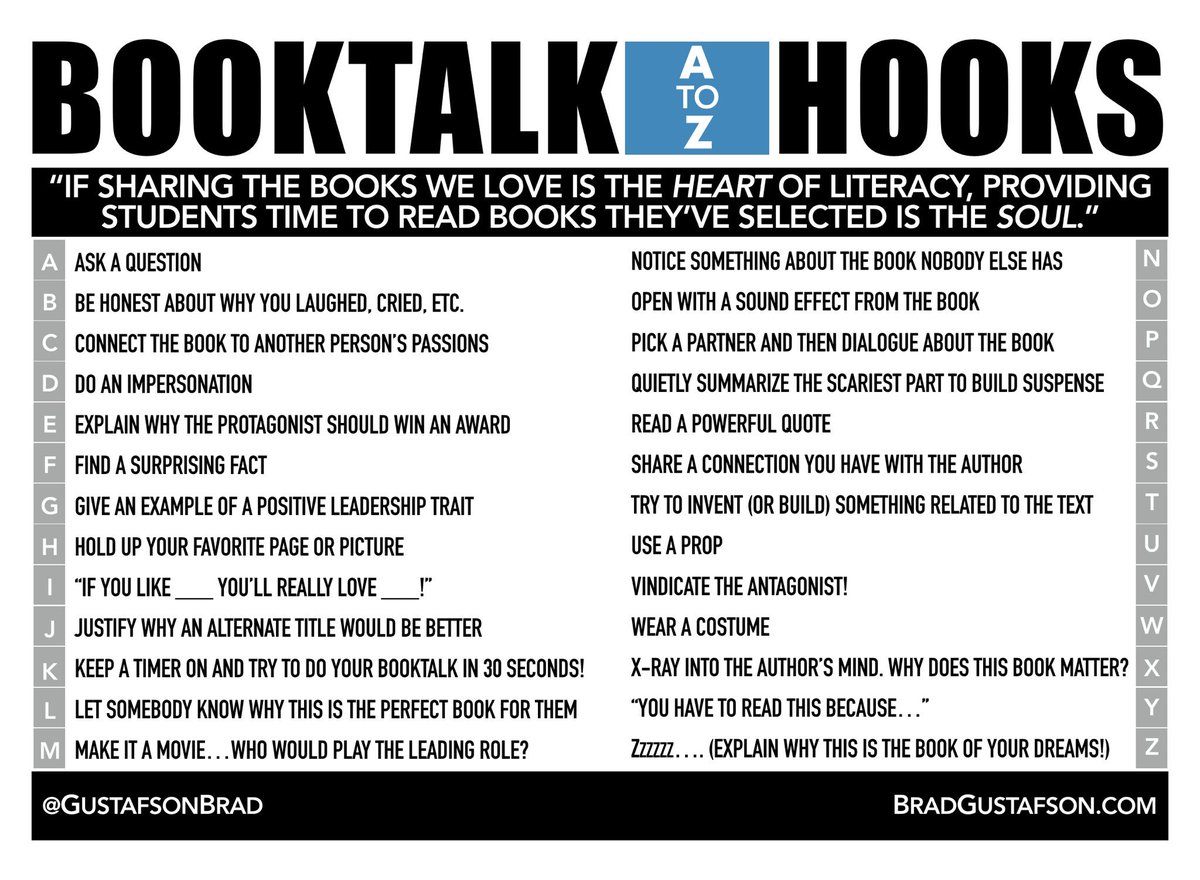 If sharing the books we love is the heart of literacy, providing students time to read books they've selected is the soul. #NAESP18 #NPC18 #ReadingSummit<br>http://pic.twitter.com/Hgzt3Ccdzg