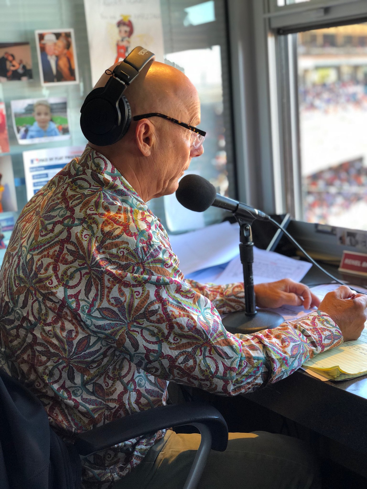 Pinch hitting on the @ATTPark �� today: #ForeverGiant @TimFlannery2   #SFGiants https://t.co/yf48PFMKqk