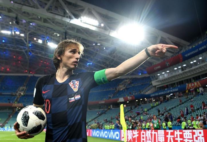 Vergara's photo on O Modric