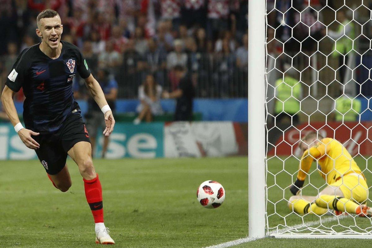 Mondial 2018 – ½ finale. | Les notes de #Croatie - #Angleterre (2-1) -  https:// www.hommedumatch.fr/?p=1220629 - #Perisic  - FestivalFocus