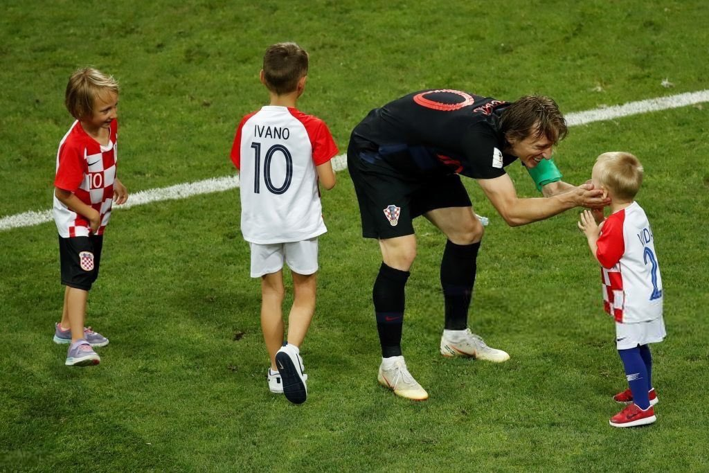 Mundo da Bola's photo on O Modric