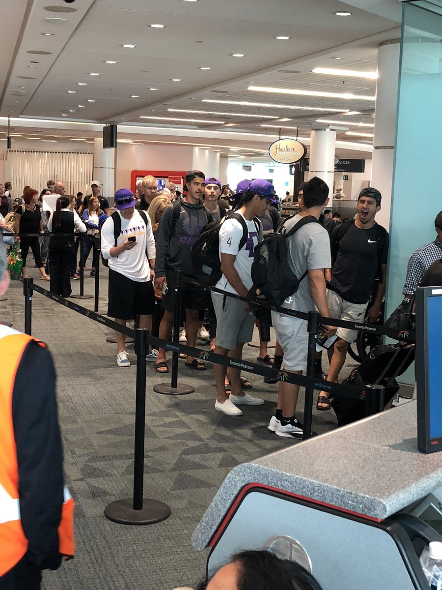 Iroquois Nationals are on plane departing for Isreal for the 2018 world championships!! Whoo hoo!!