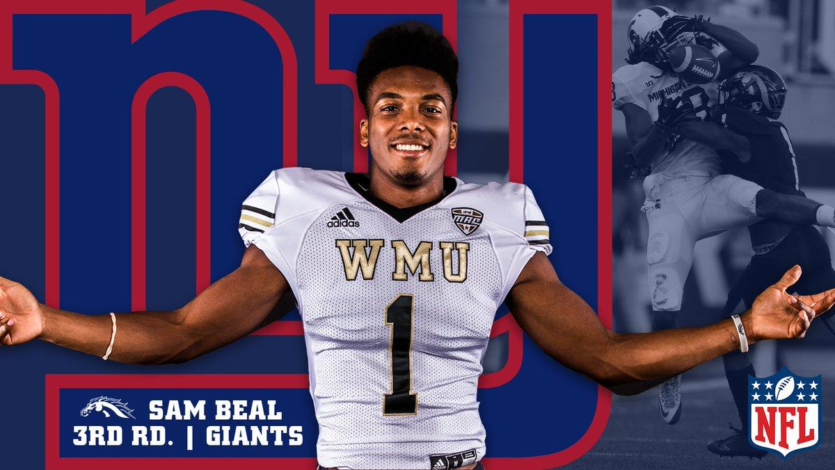 WMU Broncos's photo on Sam Beal