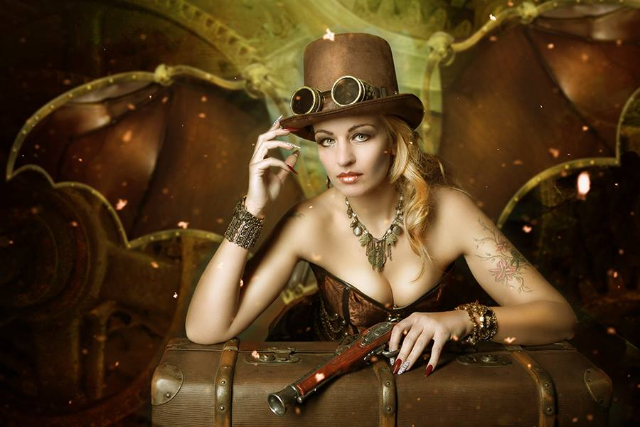 I have Wednesdays off from unboxings, reviews, miniatures and RPG articles and instead indulge my love of #steampunk ...As it's holiday season for many this weeks gallery will have a luggage theme....ignore if this isn't your thing... https://t.co/Dgjg7ymAY2