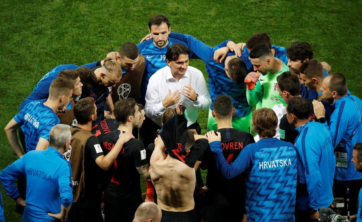 De Marke Dünya Kupası 🏆's photo on Hırvatistan