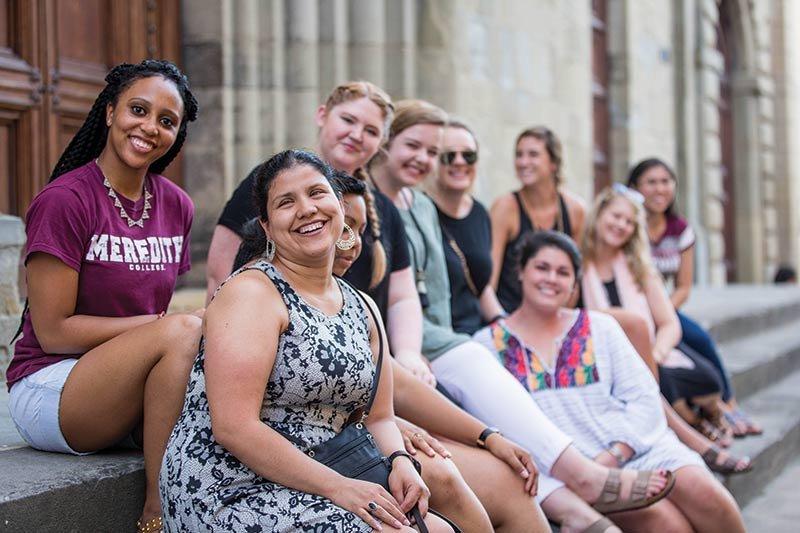 Meredith College - Hillel College Guide - Hillel International