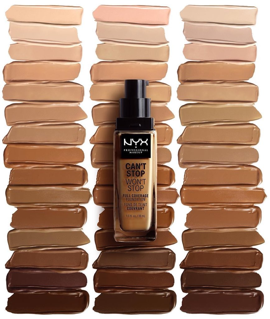 Image result for nyx can't stop won't stop