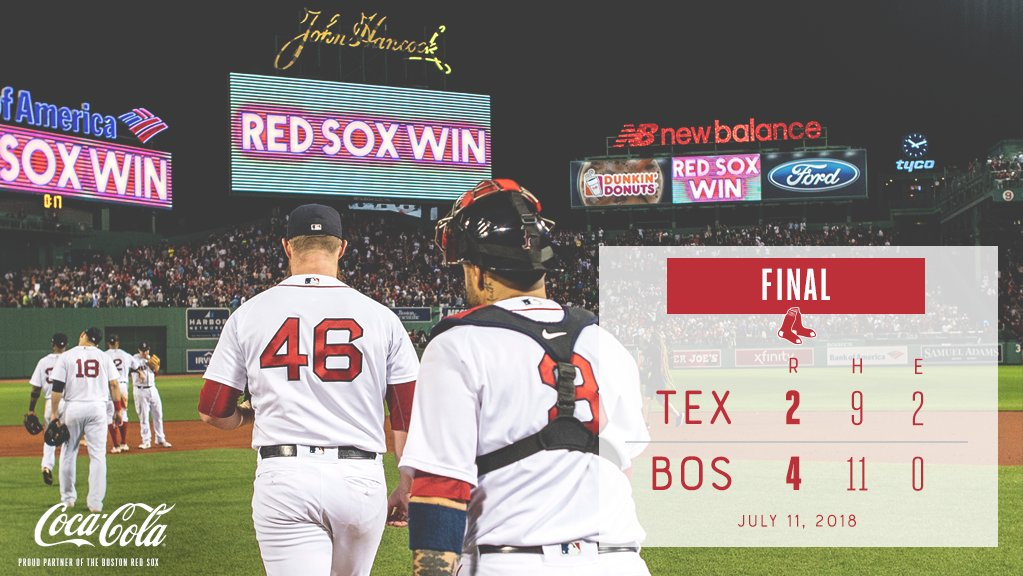 9 in a row. What can we say? We like that #DirtyWater  🔗https://t.co/oq7pwdHVr8