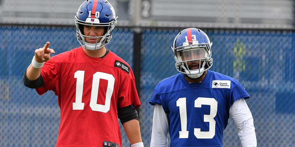 "Eli Manning can tell already...  ""[@OBJ_3] is going to have a big year.' https://t.co/9gWeLzghhy https://t.co/roIuoieqVs"
