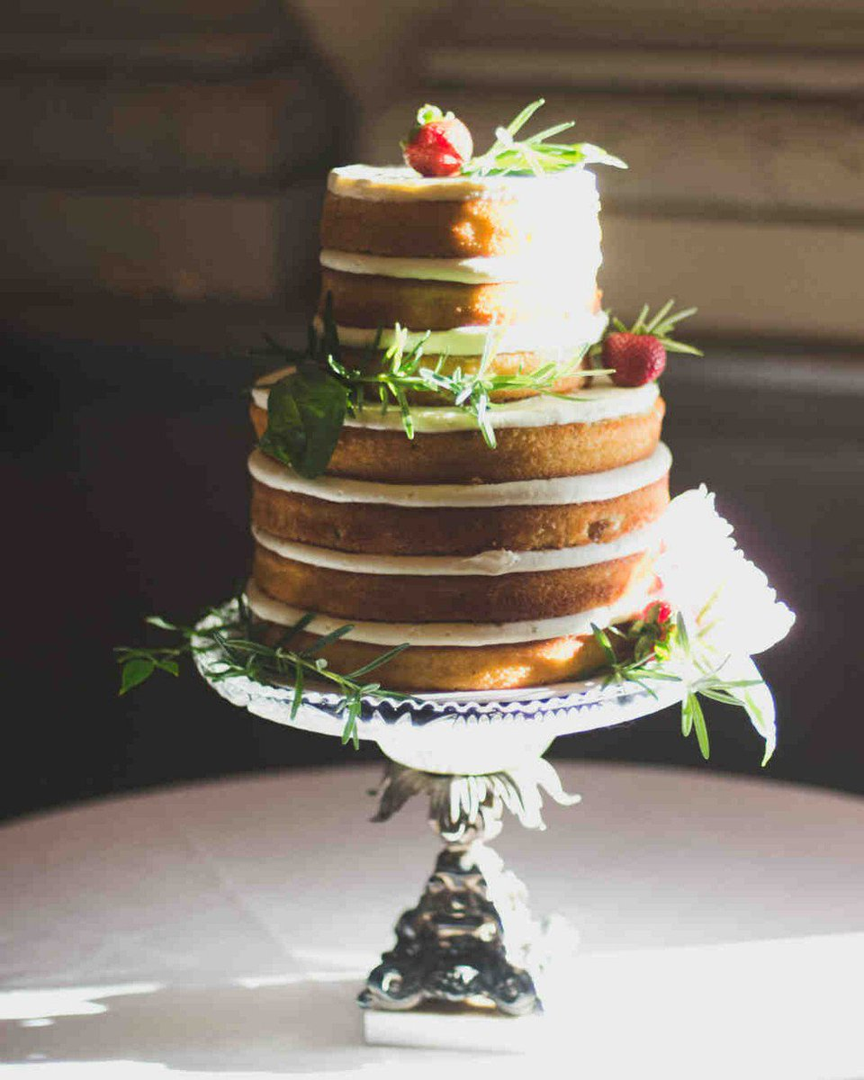 Martha Weddings On Twitter 8 Wedding Cake Flavors You Haven T