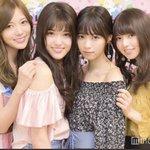 Image for the Tweet beginning: 今月は13日の金曜日!! #13日の金曜日  #乃木坂 #西野七瀬