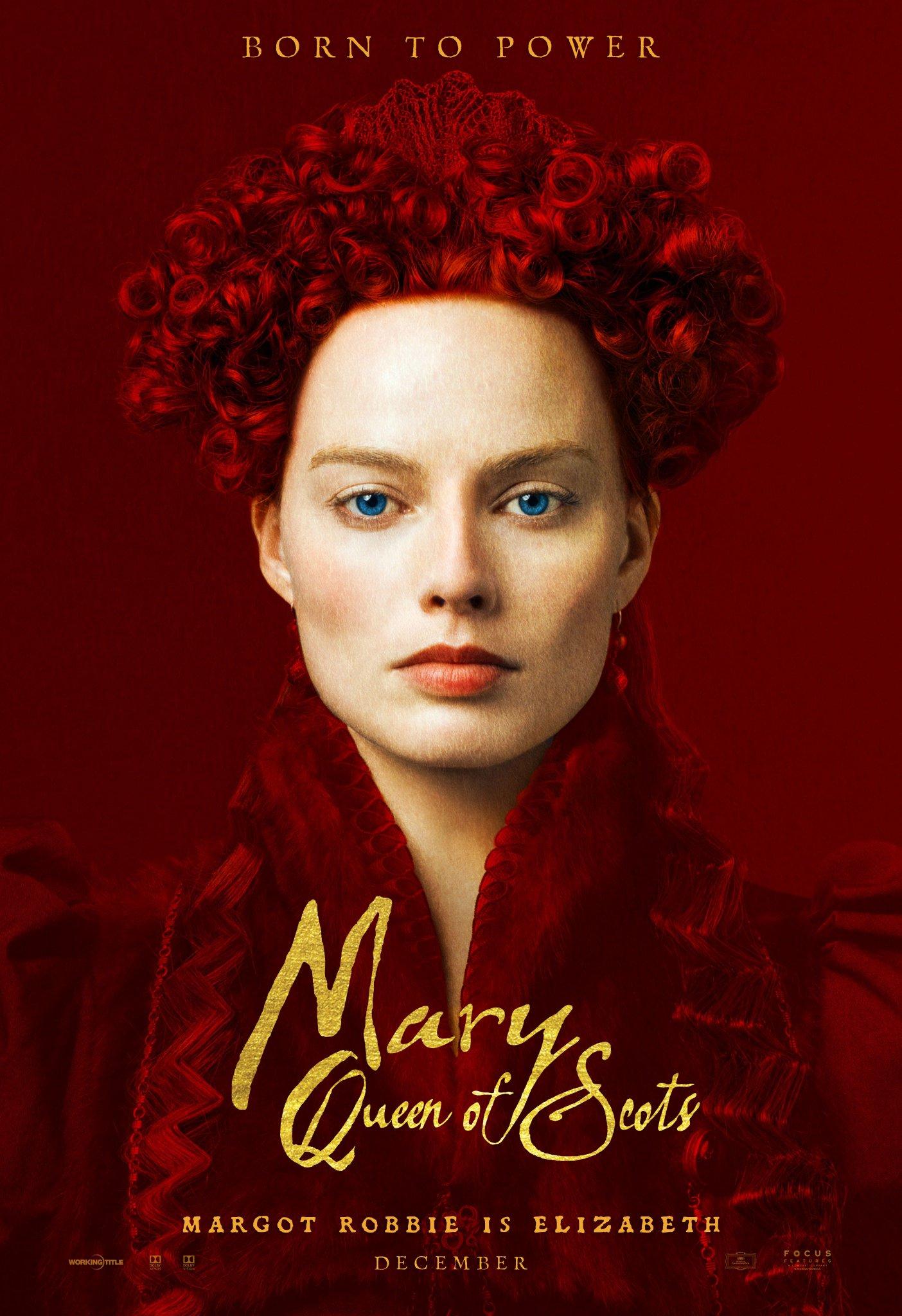 Get the first look at Margot Robbie and Saoirse Ronan in the #MaryQueenofScots trailer, tonight on ET! https://t.co/CPdzuRHkZ5
