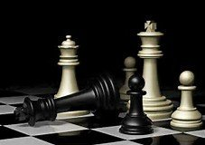 Rigorous planning is less use than adaptability, which explains why chess masters make lousy generals. #amwriting #iartg #amreading
