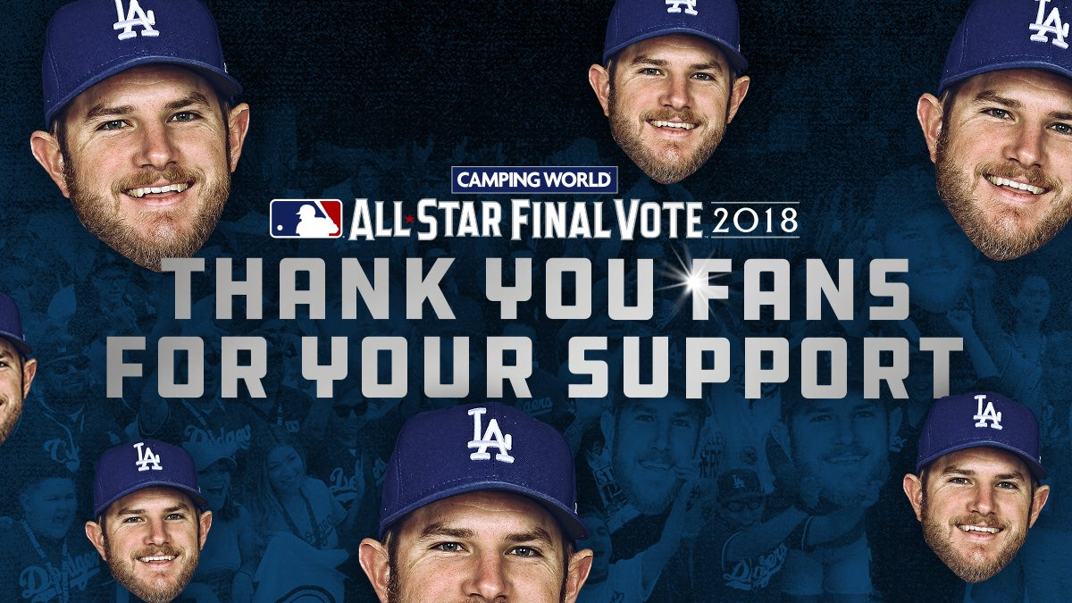 Thank you to the best fans for all of your support during @maxmuncy9's Final Vote campaign! https://t.co/Pd8piaivQ4