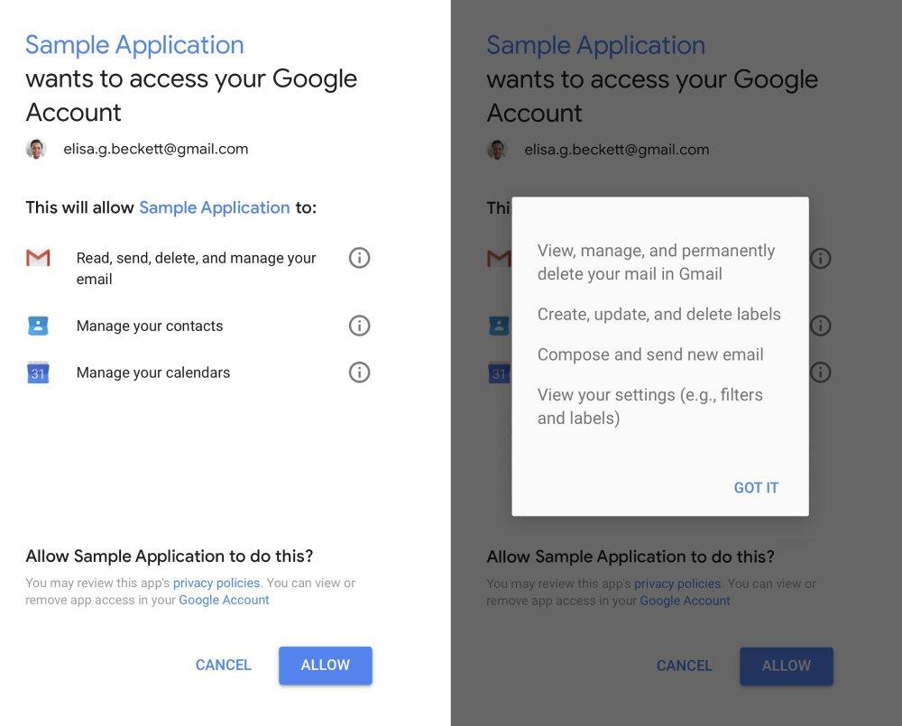 google cloud jp on twitter gmail ユーザーのプライバシー保護と