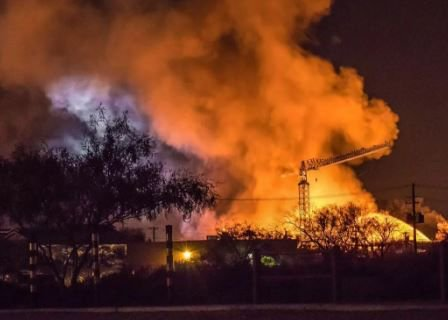 UPDATE: Costly construction site fire in #Tucson now considered suspicious >> https://t.co/Jeii3j0rWm