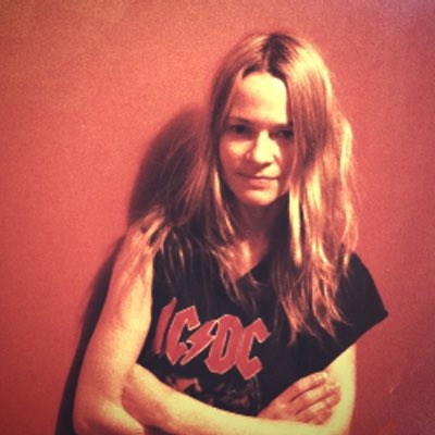 Happy bday to god\s gift to the queers - leisha hailey.