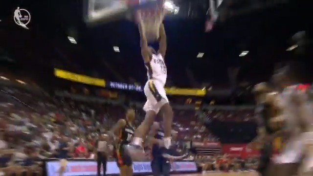 Ben Moore ��  Handles ✅ Slam ✅  #NBASummer https://t.co/JZbPlwjnWD