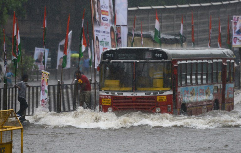 Image result for Mumbai Received A Month's Rainfall In Just 10 Days: Weather Department