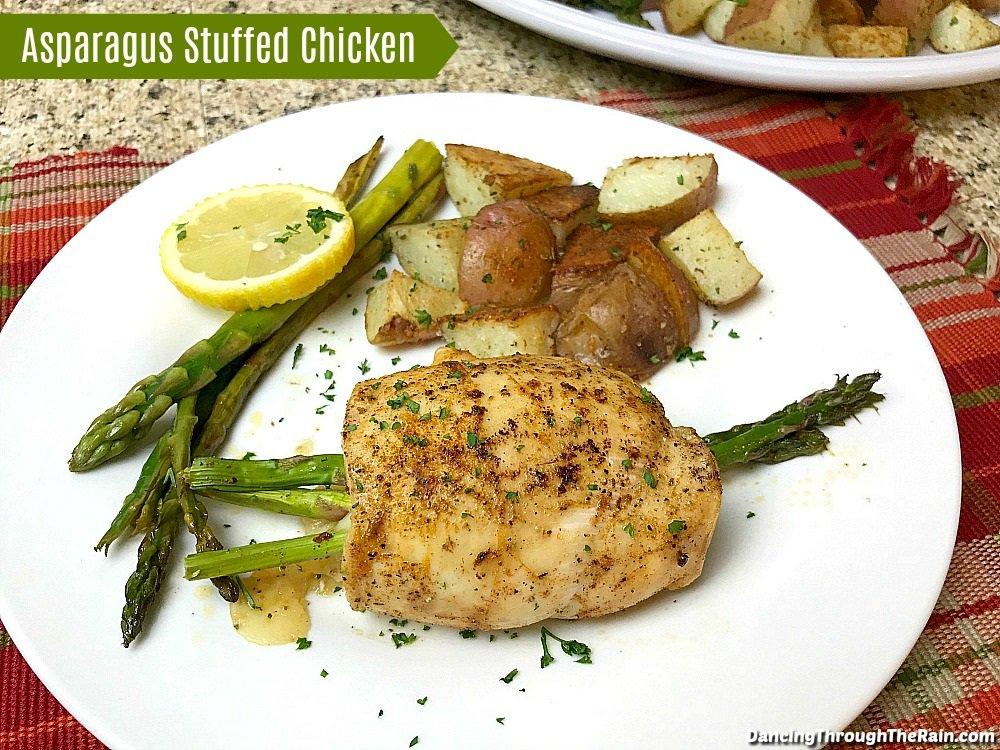 Asparagus Stuffed Chicken https://t.co/FrpAA1XLQf #dinner #keto #paleo #chicken https://t.co/WhrzkiizHx