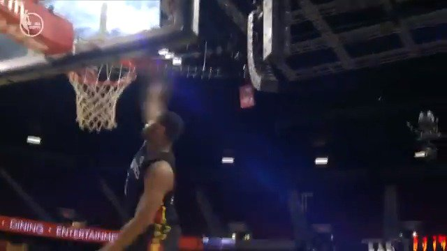 Omari Spellman with the putback slam!  #NBASummer https://t.co/ULFVuXlEyc