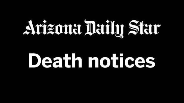 Deaths in Southern Arizona https://t.co/a8v6lfnMLs