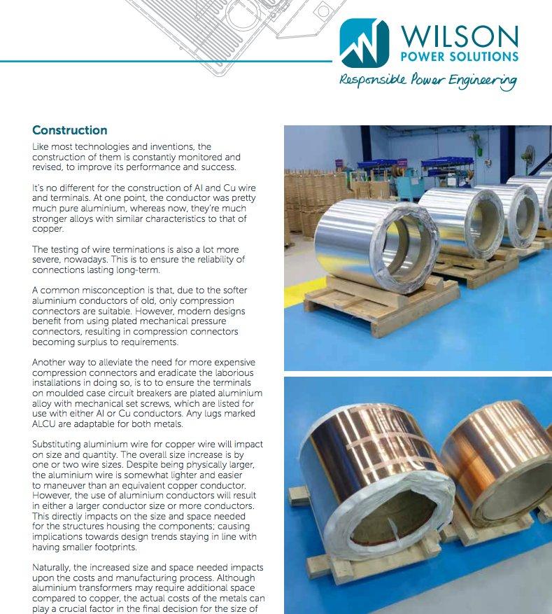 Wilson Power Solutions on Twitter: \