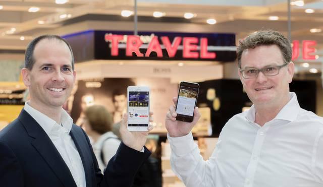 @HamburgAirport startet Kooperation mit Flughafen-App @getflio  Passagiere erhalten Angebote für Shops und Gastronomie sowie aktuelle Flugpläne vom Flughafen. https://www.hamburg-news.hamburg/de/luftfahrt/hamburg-airport-startet-kooperation-mit-flughafen-app-flio/…