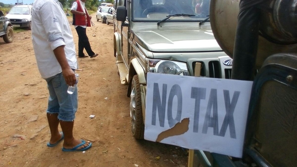 Nagaland : PAC urges Naga groups to refrain from tax collection https://t.co/IV2rmJBpic https://t.co/ARKzCr83E2
