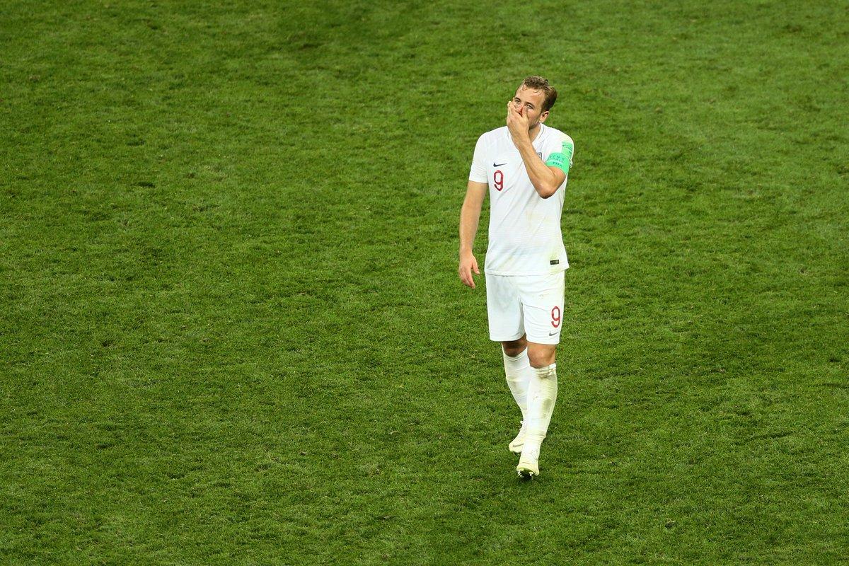 Harry Kane. (Sumber: Twitter/@FIFAWorldcup).