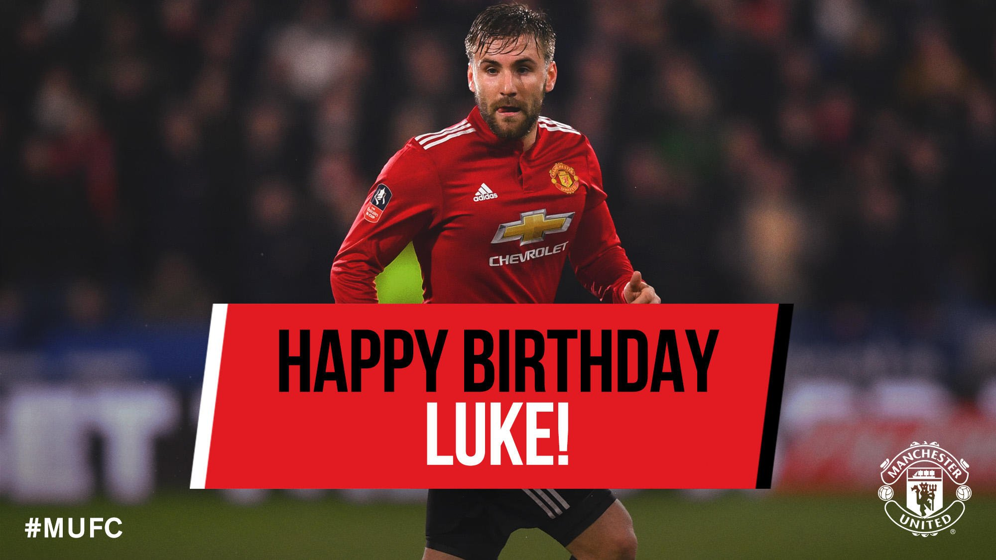 Happy birthday @LukeShaw23! Have a fantastic day! ���� https://t.co/pZ9X0fd2cY