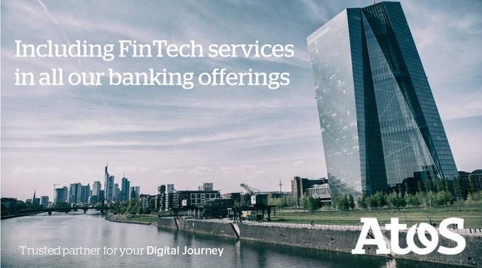 Atos lanza, para fortalecer su programa global de socios FinTech, una plataforma basada en...