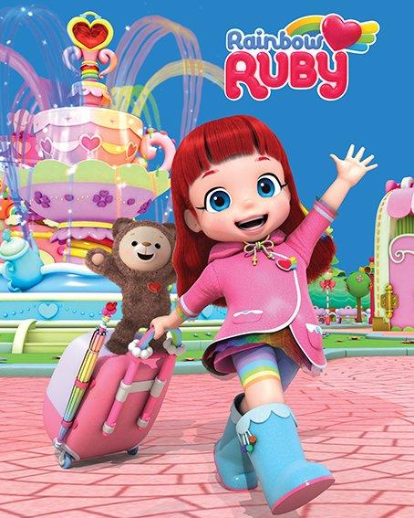 """RTV on Twitter: """"Rainbow Rainbow Ruby yuhuuu.. Sesaat lagi ..."""