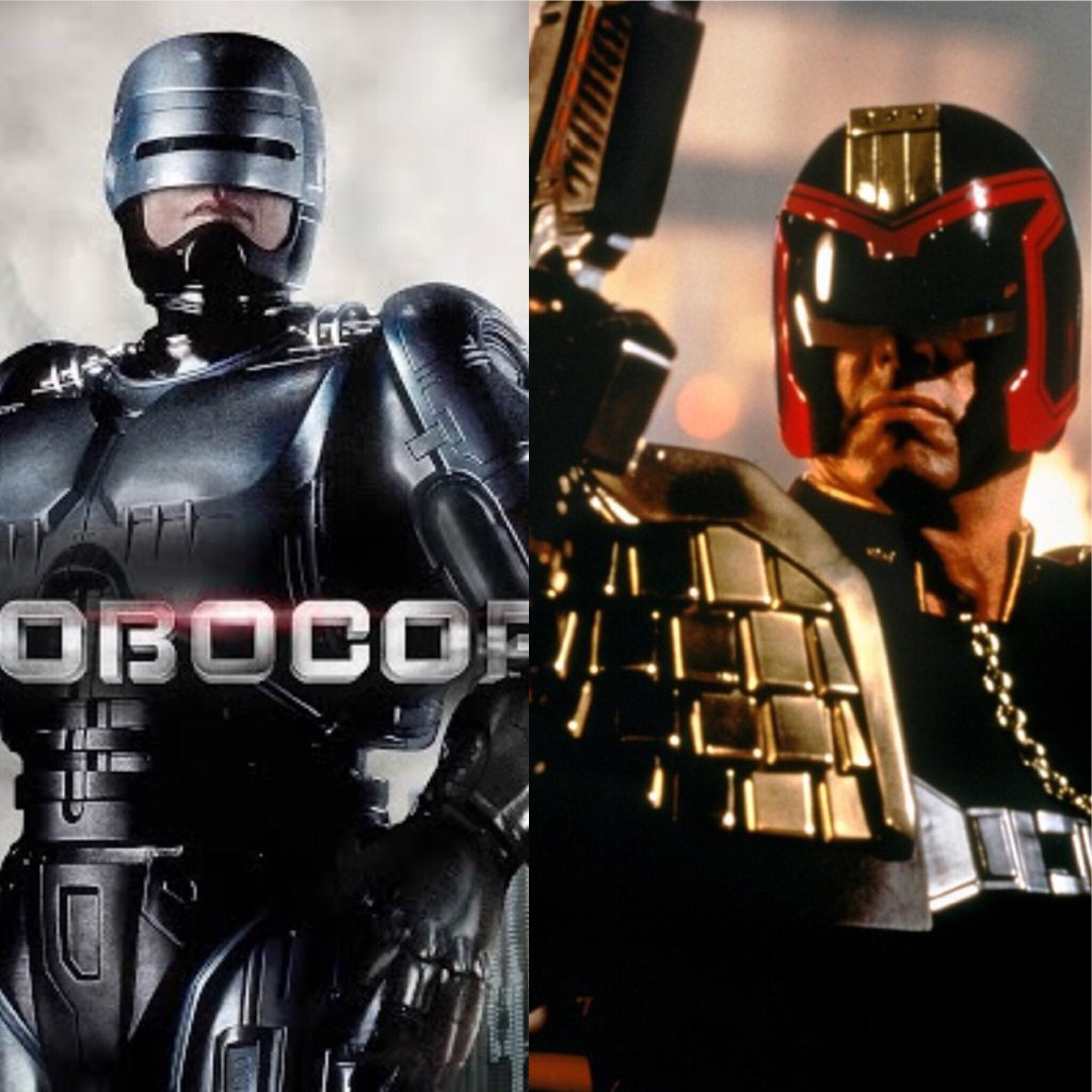 ComicsInMotion Podcast's photo on #RoboCop