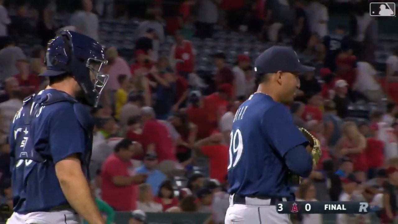 .@EdiDiaz44 keeps racking up the saves. #PrevailingMoments https://t.co/gROx5aiMTF
