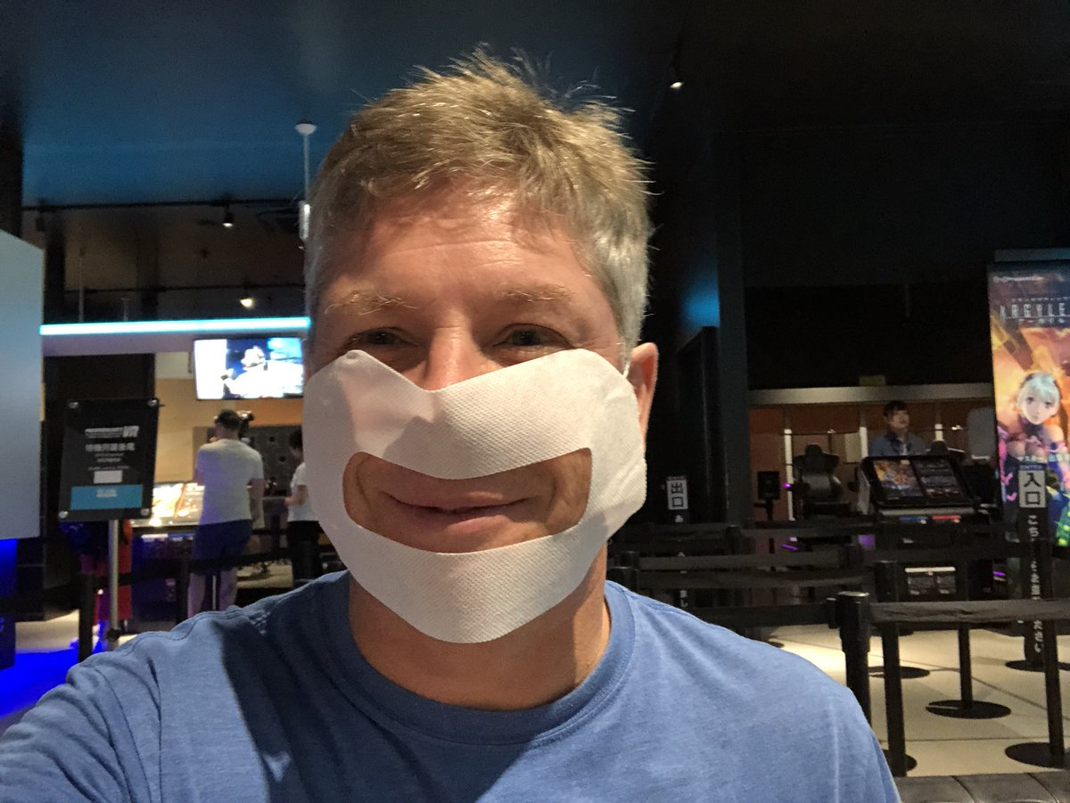 Wrong Ok Twitter It's Sullivan Danny Mask Face On My