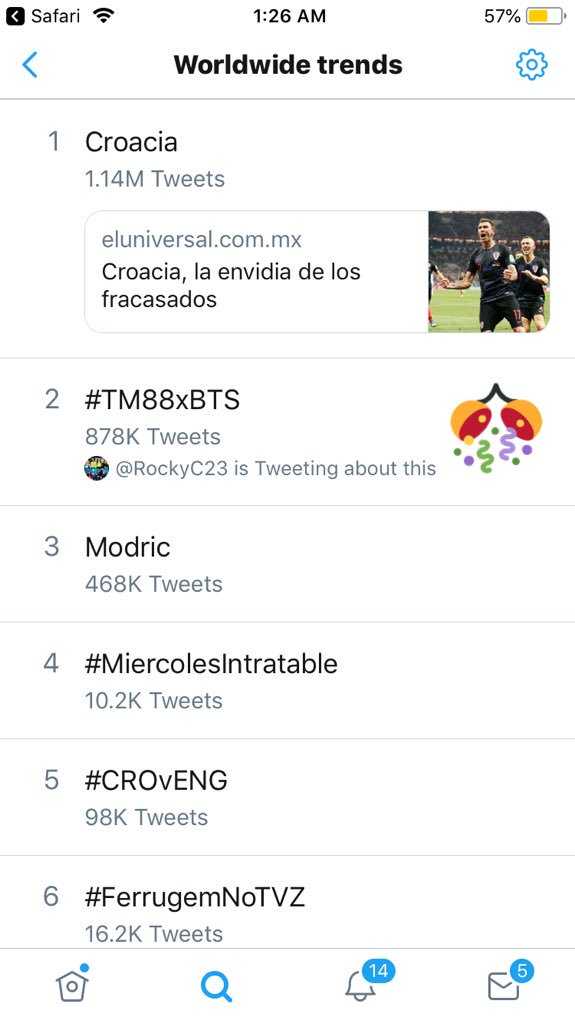Was trending at no.1 earlier today but it's still going strong with almost 900,000 tweets WE MEAN BUSINESS! @TM88 hope you're proud of us lol  #TM88xBTS @BTS_twt<br>http://pic.twitter.com/D4liBRsvqd