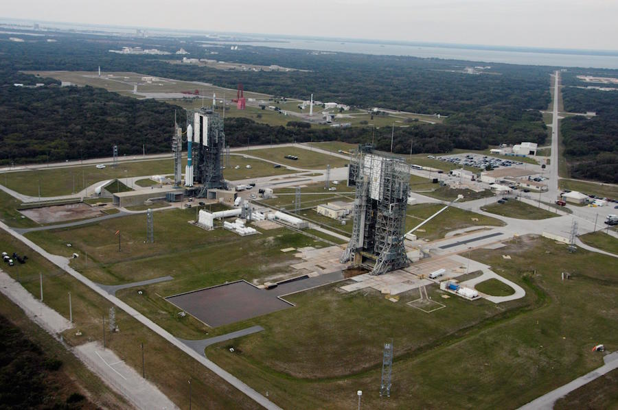 Towers at a historic, decommissioned launch pad at Cape Canaveral will be demolished Thursday after supporting more than 300 Thor and Delta rocket launches since 1957. https://t.co/L6uuYPDwOF