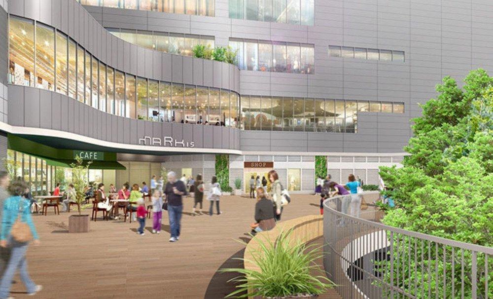 ヤフオク!ドーム隣接の新商業施設「MARK IS 福岡ももち」が誕生 - 映画館やライブハウスも -