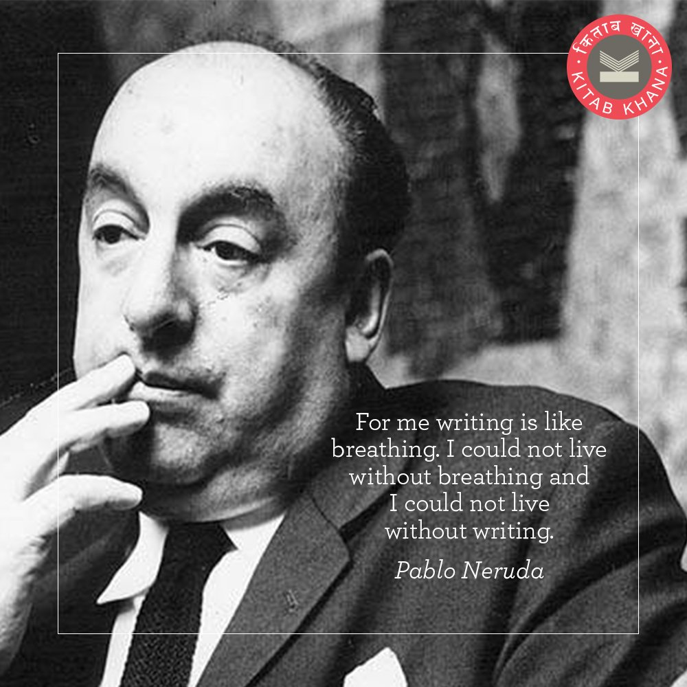 #HappyBirthday #PabloNeruda! Did you know that Neruda visited Calcutta in 1927 to attend an All India Congress Committee Session where he met Gandhi, Nehru and other leaders of India's freedom struggle?   Read more in the thread... <br>http://pic.twitter.com/YWYB0pl0b3
