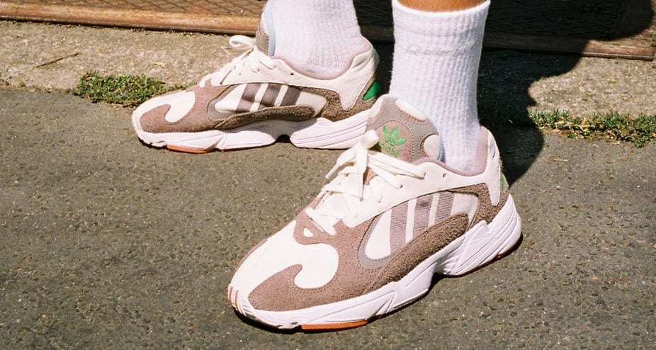 reputable site aa875 23f0b the adidas yung 1 was recently spotted in a new colorway