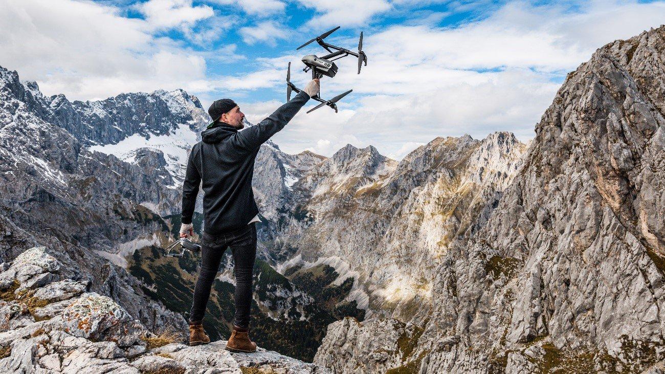 фотографии гор с дрона мне исполнилось двенадцать