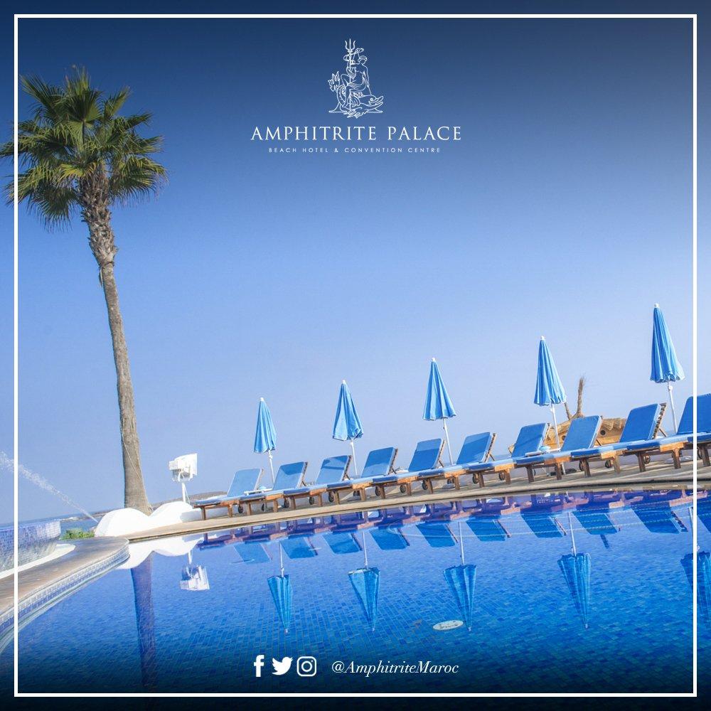 Amphitrite Palace At Amphitritemaroc Twitter