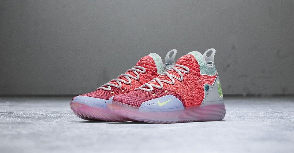 SNS Nike Zoom KD 11 'EYBL' Peach Jam