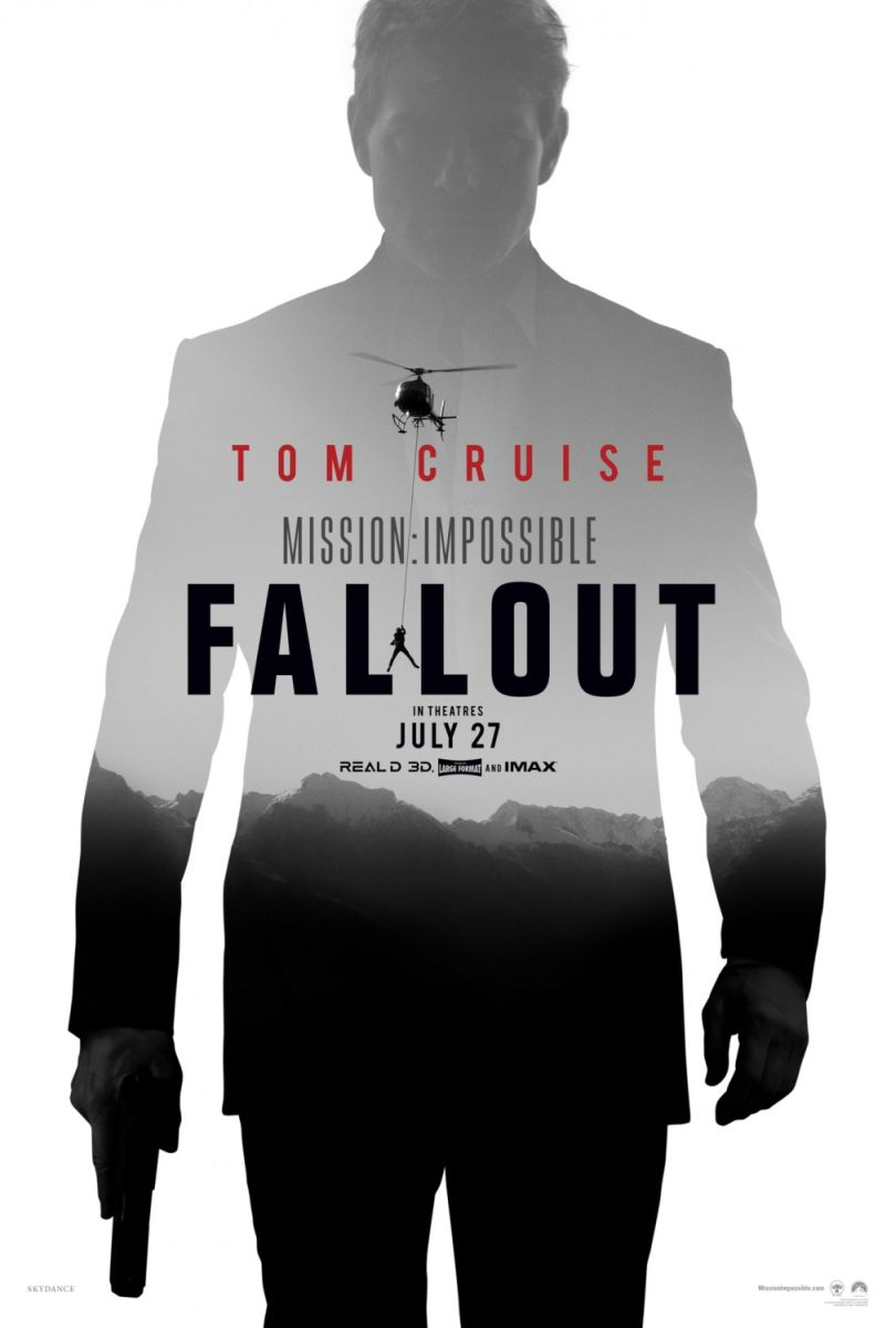 「『ミッション:インポッシブル/フォールアウト』は『マッドマックス 怒りのデス・ロード』以来最高のアクション映画」だと、海外の映画批評家たちがツイートしているゾ。